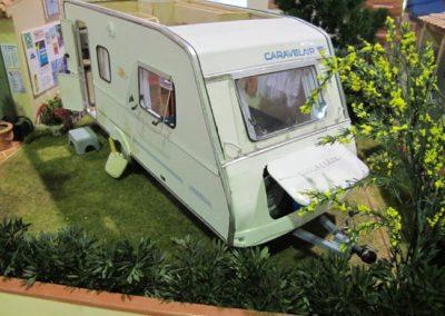 La caravane de Framboise
