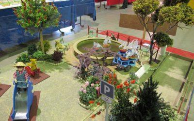 Le square de Dan, Famboise et Micki