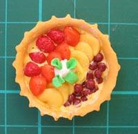 Vavicy : tarte tutti-frutti