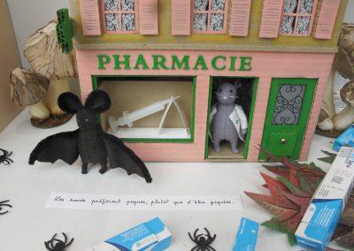 Halloween 2018. Campagne pour le vaccin antigrippal